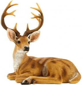 country home decor buck country figurine outdoor decorations